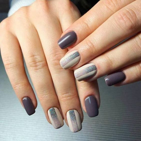 56 UNIQUE AND BEAUTIFUL PERSONALITY NAIL COLORS DESIGNS