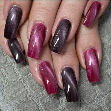 maroon matte acrylic nails coffin  nail and manicure trends