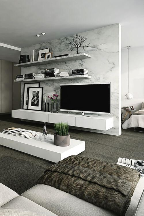 64 BEST TV WALL DESIGNS AND IDEAS