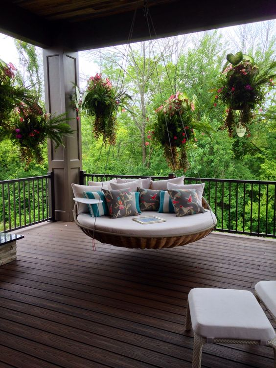 PRACTICAL TERRACE GARDEN DECORATION TIPS